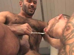 Wilfred Knight fucking Logan McCree. Posted by: Hairy Boyz