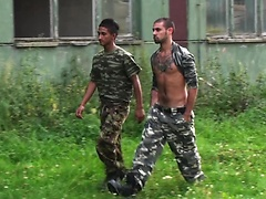 Shit Happens  Episode: 03 The poor boy fucked by soldiers. Posted by: Gay WarGames