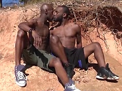 Black Rod and Phenix fucking outdoors. Posted by: Dark Thunder