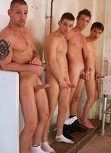 Foursome in WC