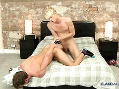 Straight Stud Eden Loves That Big Young Cock! - Eden Starr & Kris Blent. Posted by: BlakeMason