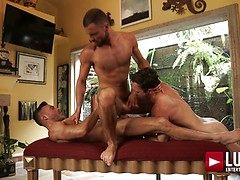 Manuel Skye, Jeffrey Lloyd, Drake Rogers - Daddy Fucking. Posted by: Lucas Entetainment